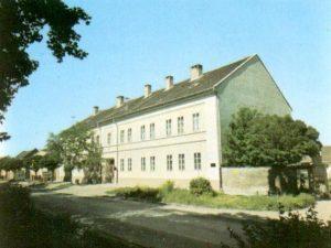 Das Gebäude des Museums in der Preradović Straße 17.