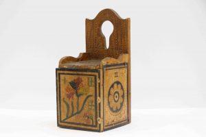 Drvena kutija za sol, Đakovo