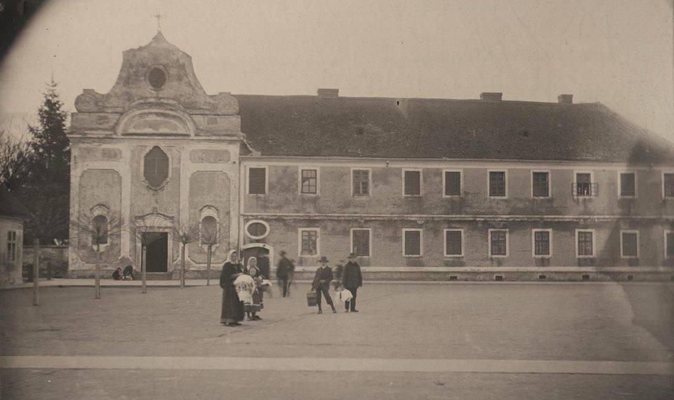 franjevački samostan u đakovu