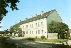The building of the Museum of the Đakovo Region in the Preradovićeva Street 17.