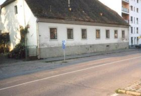 The Museum in Radićeva Street.