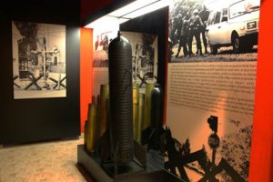 Croatian War of Independence in the permanent exhibition of the Museum of Đakovo Region