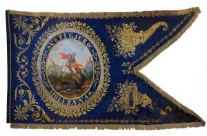 A flag from the 19th century